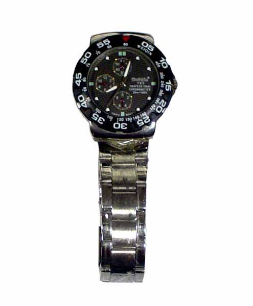 Gents metal wrist watch